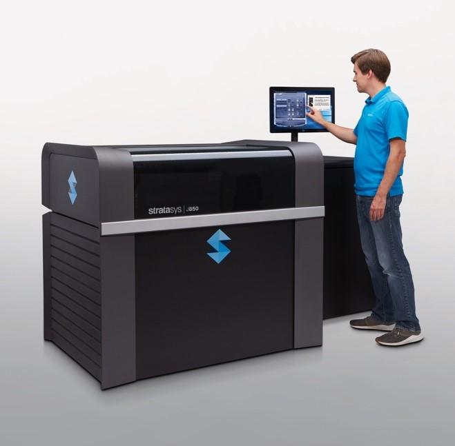 multimaterialen 3D printen