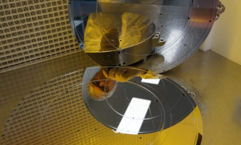 Photo of De Valk 3D print voor SCIL supernauwkeurige chuck
