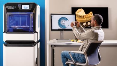 Photo of Eerste multi-materiaal 3D printer voor dentale industrie