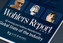 Photo of Wohlers Report 2021: AM-industrie groeit ondanks pandemie