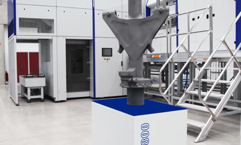 Photo of Safran en SLM Solutions 3D printen titanium landing gear