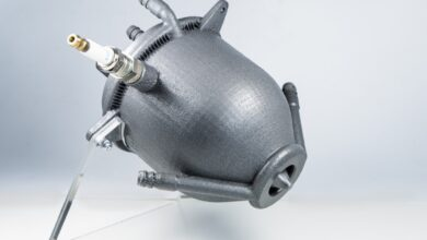 Photo of Fraunhofer toont op Hannover Messe 3D geprinte aerospike motor