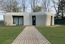 Photo of Is 3D geprint huis start industrieel duurzaam bouwen?