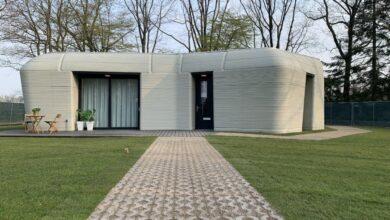 Photo of Is 3D geprint huis start industrieel duurzaam bouwen?