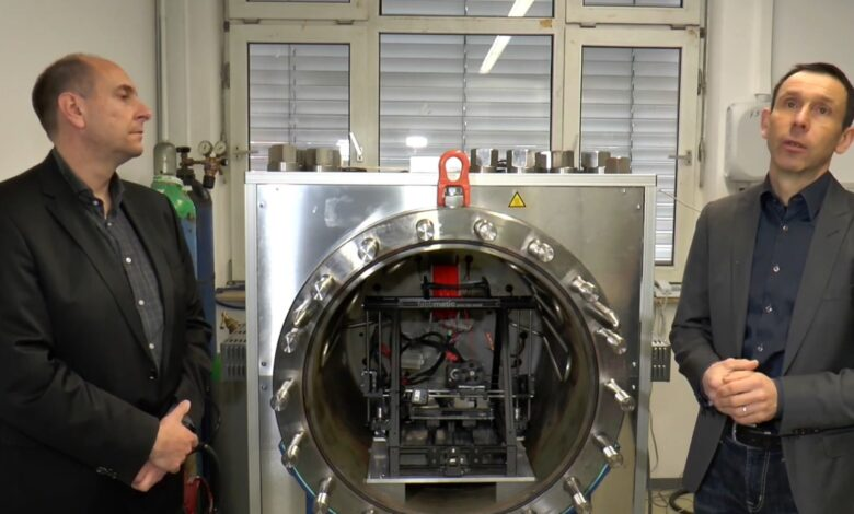 Photo of Levert 3D printen in een autoclaaf spuitgietkwaliteit op?