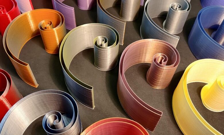 Photo of Eccomi3D ontwikkelt hybride filament: unieke combinaties printen
