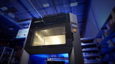 Photo of Stratasys F770: grootformaat FDM printer met 372 liter bouwvolume