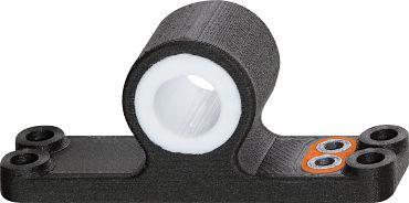 Photo of Igus sigumid: 3D geprinte sensor die overbelasting lagers signaleert