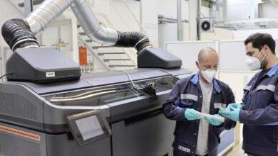 Photo of VW 3D print metalen onderdelen met HP Metal Jet voor T-Roc