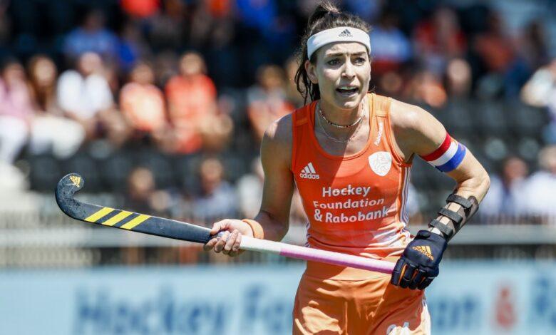 Photo of Gouden AM-randje aan Europees Kampioenschap dames hockeyteam