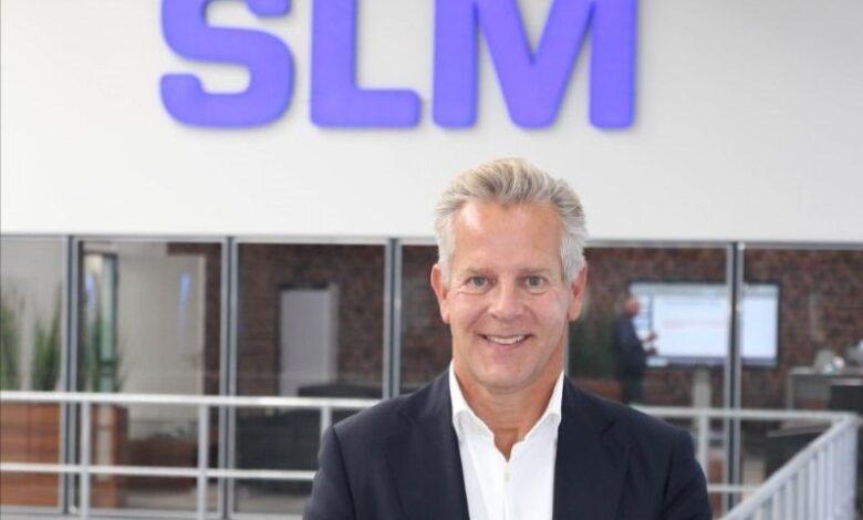 Photo of Bart Leferink benoemd tot VP of Sales EMEA bij SLM Solutions