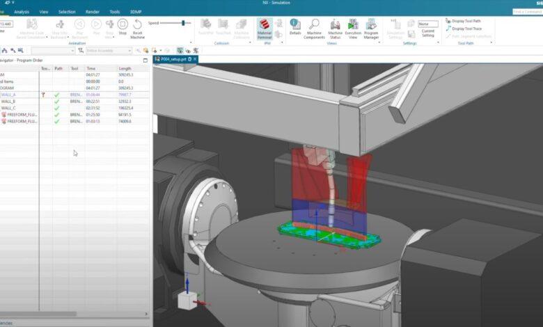Photo of Gefertec WAAM technologie geïntegreerd in Siemens NX