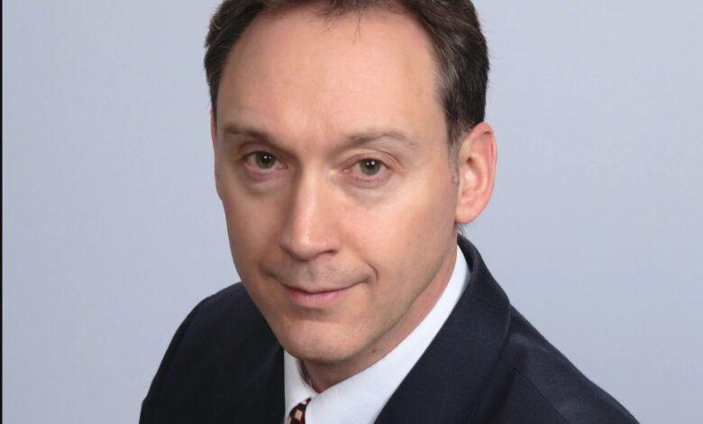 Photo of Dave Emmett verkoopdirecteur Additive Industries Noord-Amerika