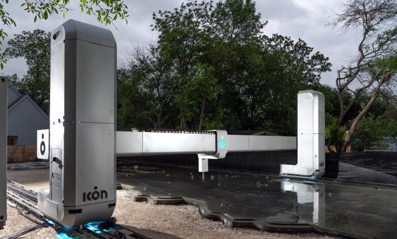 Photo of Kwart miljard dollar voor huizenprinter ICON