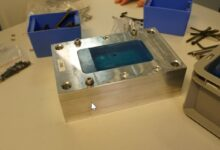 Photo of MCAM 3D print oplosbare spuitgietmatrijzen voor korte validatiecycli