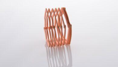 Photo of Amerikaanse startup 3D print koperen spoelen voor elektromotor