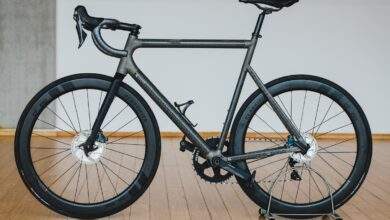 Photo of Prototype 100% Limburg Bike op WK Wielrennen in Leuven