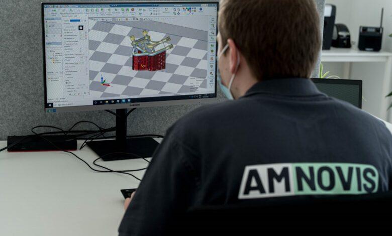 Photo of Amnovis haalt ISO 13485 certificering voor AM-producten