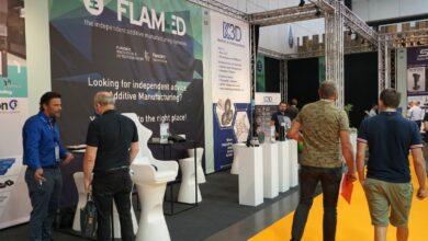 Photo of Machineering lokt veel vragen uit over 3D printen