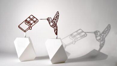 Photo of byFlow 3D print chocolade voor 's werelds beste chef-koks