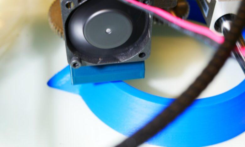 Photo of Lost Sculpman Variable Nozzle Technology zwakheden FFF printen op?